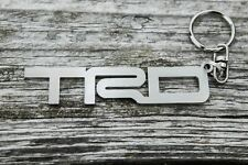 TRD keychain JDM for Toyota TEQ keyfob  porta-chaves Schlüsselanhänger
