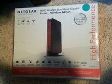 Netgear WNDR3800 600 Mbps DUAL BAND Gigabit Wireless N Router (WNDR3800-100NAS)