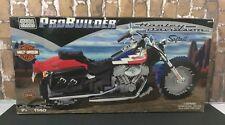 Harley Davidson ProBuilder Softail Motorcycle New Mega Bloks 9771