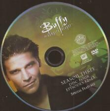 Buffy The Vampire Slayer (DVD) Replacement Disc Season 3 Disc 4 Disc Only!