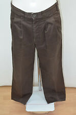 DOCKERS PANTALON W32 42 L MARRON PANTS PANTALONES / 1