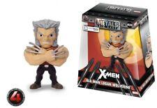 "Metals Die Cast Metal X-Men OLD MAN LOGAN WOLVERINE M240, 4"" tall, Marvel NIB"