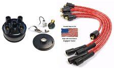 Ih Distributor Ignition Tune Up Kit For Farmall M Super M Super Mta Super Mv
