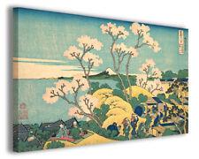 Quadro moderno Katsushika Hokusai vol X stampa su tela canvas arredo poster