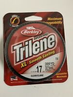 Berkley Trilene XL Smooth Casting 17Lb 300 Yard Clear Fishing Line