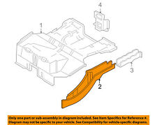 FORD OEM 00-04 Focus Floor Rails-Rear-Rear Rail Right 3S4Z6110124BA