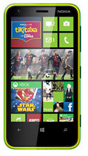 New Nokia Lumia 620 Quad-Band 5MP 3.8'' GPS (FACTORY UNLOCKED) 8GB Green Phone
