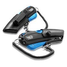 Easy Cut 1000 BLUE Safety Box Cutter Knife W/ 2 blades; Holster Lanyard Easycut