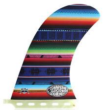 """Shapers Fins - 9.8"""" El Pioli - Longboard Fin - SUP - Surfboard - Surf - New"""