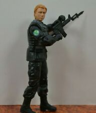 Marvel Legends Shield Agent Action Figure 3.75 2004 Rare With Weapon