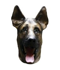 BERGER ALLEMAND CHIEN-LOUP masque chien Latex protection complète Halloween