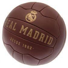 Real Madrid - Retro Heritage Fútbol - Talla 5