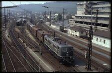 35mm slide+© DB Deutsche Bundesbahn 151 008-0 Würzburg West-Germany 1983original