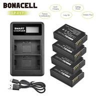 Canon LP-E17 Battery / Charger for EOS 77D M6 M5 M3 T7i T6i T6s SL2 Cameras EG