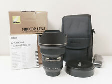 Nikon 14-24mm F2.8 G ED AF-S NIKKOR Full-frame Lens for D750 D800