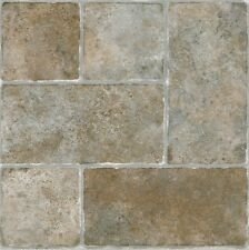 Vinyl Floor Tiles Self Adhesive Peel And Stick Stone Kitchen Bathroom Flooring
