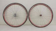 Mavic Helium SUP Lightweight 700C Wheelset 9-Spd Ultegra Grand Prix Tires GREAT