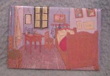 Van Gogh La Chambre de Van Gogh Magnet, Souvenir, Travel, Refrigerator
