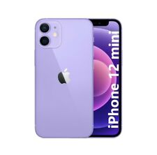 Apple iPhone 12 mini 5G 128GB NUOVO Originale Smartphone iOS VIOLA PURPLE