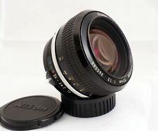 Nikon Nikkor 55 mm f/1.2 lens