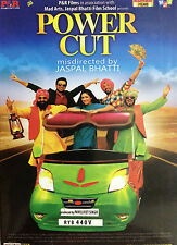 POWER CUT - ORIGINAL BOLLYWOOD PUNJABI DVD - FREE POST