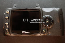 Nikon D40 D40X REAR COVER ASSEMBLY AUTHENTIC AORIGINAL PART OEM A+ LCD and A0045