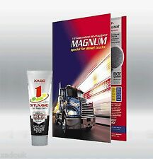 XADO MAGNUM2 Diesel Truck Van Engine Oil Additive Treatment - for 30-42L Eng Oil