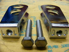Honda CB 750 Four K0 K1 K2 Kettenspanner und Einstellschrauben