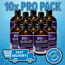SYNTH-OIL POSING OIL 10x PRO PACK SYNTHOL SEO ESIK CLEAN SYNTHROL 877