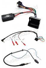 CTSVX002.2 Vauxhall Zafira B 05-14 Steering Wheel Control and Aerial Adaptor