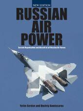 Gordon Komissarov Russian Air Power Aktuelle Organisation und Flugzeuge Russland
