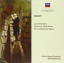 Willy Boskovsky - Mozart: Ballet Music [New CD] Australia - Import