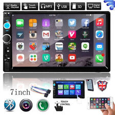 Bluetooth Car Radio Stereo 7 Inch Double 2DIN FM USB/MP5 Player Touch Screen SD
