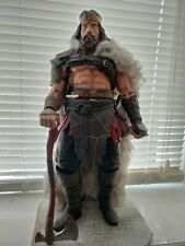 "18"" Conan the King Custom 1/4 Scale Figure /  Statue Arnold Schwarzenegger"