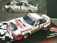 PORSCHE 911 SC Carrera Rallye Monte Carlo #6 Waldegard Eminence IXO Altaya 1:43