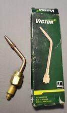 New listing Victor 3-Rte Welding Nozzle 0323-0311 New