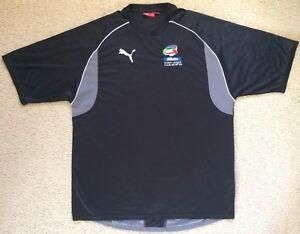 #04 Authentic Rugby League Four Nations Shirt Jersey - Mens Size L - PUMA- VGC