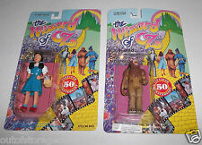 1988 The Wizard Of Oz Dorthy & Lion Action Figures 50th Anniversary Multi Toys