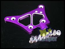 GPM ALUMINUM FRONT UPPER MOUNT PLATE P FOR HPI NITRO RS4 3 III