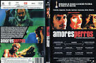 AMORES PERROS DVD spanish zone 2 Alejandro Gonzalez Iñarritu Gael Garcia Bernal