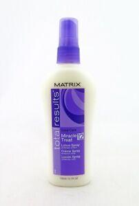 Matrix Total Results Miracle Treat Lotion Spray 5.1 Fl oz