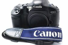 Excellent++ Canon EOS-1V 35mm SLR Film Camera Body w/ Strap from Japan