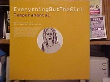 """Everything But The Girl Temperamental USA 12"""""""