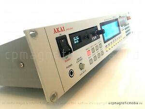 Plug & Play USB Floppy drive emulator for AKAI S3000XL Sampler  + 16GB