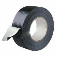 Waterproof Black Highly adhesive Heavy Duty Gaffer Cloth Duct Tape 4.8cm*9m C8V4