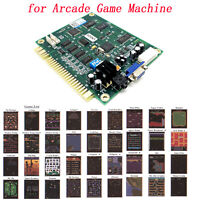 Classic 60 In1 Vertical Multi Arcade Game Board JAMMA Board CGA / VGA Output New