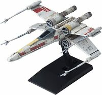 Star Wars VEHICLE MODEL 002 X-WING STARFIGHTER Model Kit BANDAI NEW from Japan