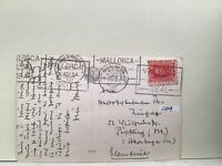 Spain  1928 stamps cover  Ref R24998