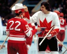 Serge Savard team Canada 1972 8x10 Photo