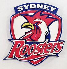 SYDNEY ROOSTERS NRL RUBBER FRIDGE MAGNET
